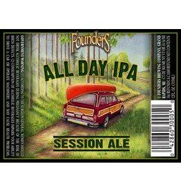 Founders All Day IPA ABV: 4.7%  6 Pack