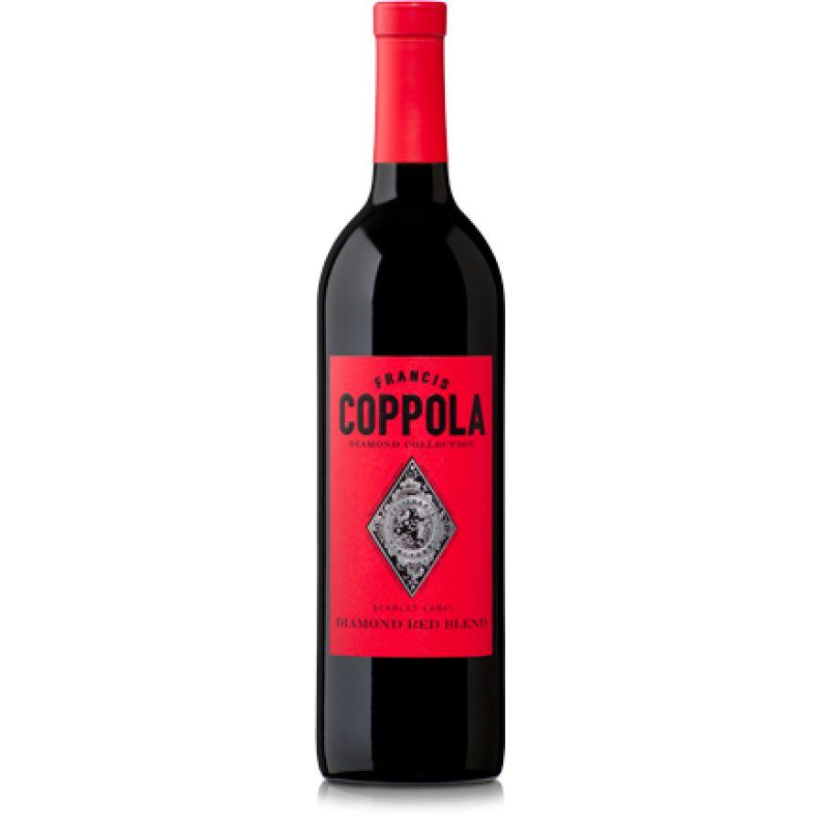 Francis Coppola Diamond Red Blend 2014 ABV: 13.5%  750ml