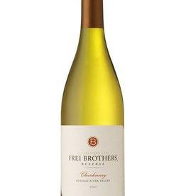 Frei Brothers Chardonnay 2015 ABV: 13.8%  750ml
