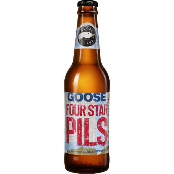 Goose Island Beer Co. IPA ABV: 5.9%  6 Pack