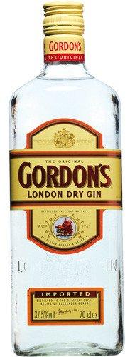 Gordon's London Dry Gin Proof: 80  375 mL