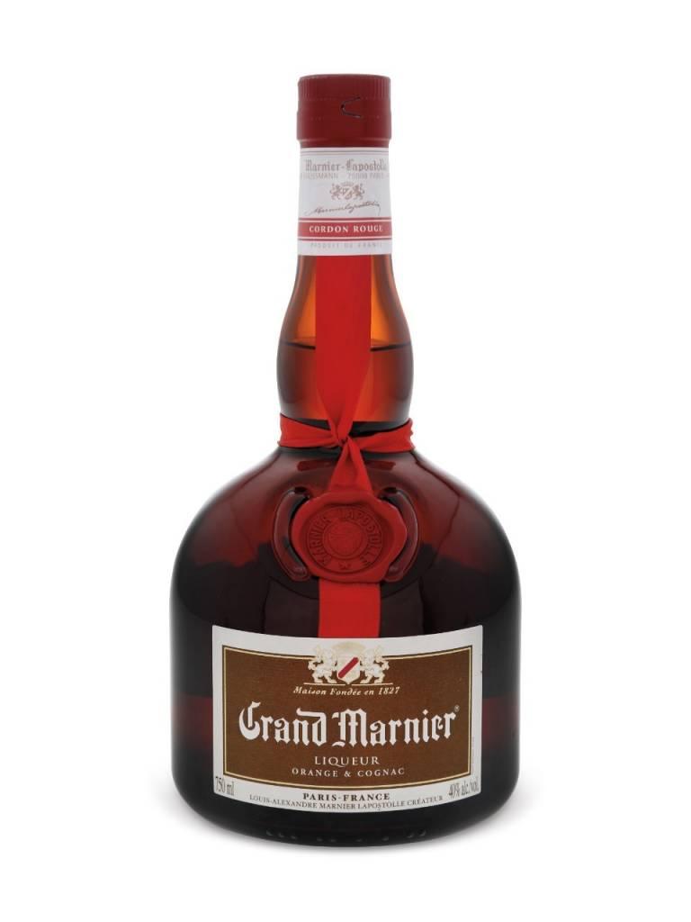 Grand Marnier Proof: 80 750 ML