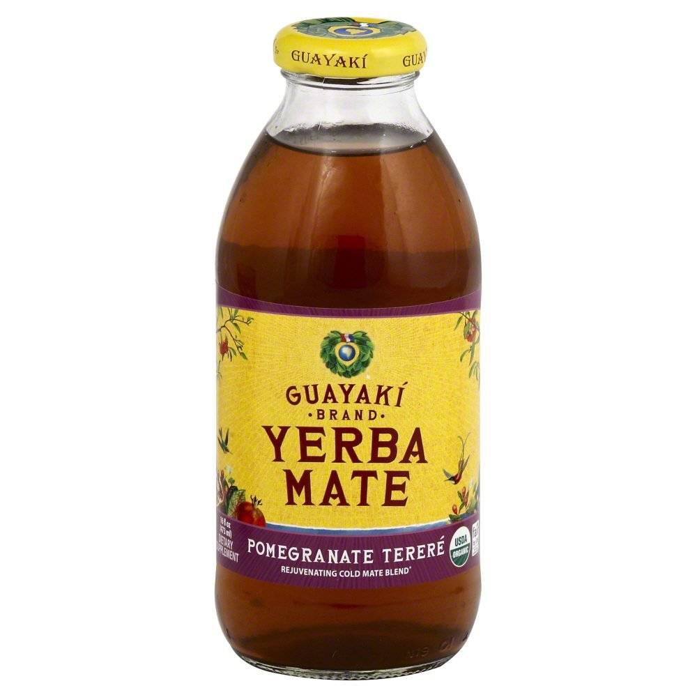 Guayaki Pomegranate 16 OZ