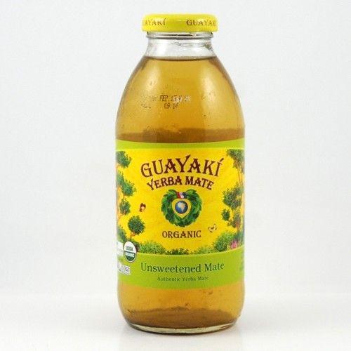 Guayaki Unsweetened Traditional 16 OZ