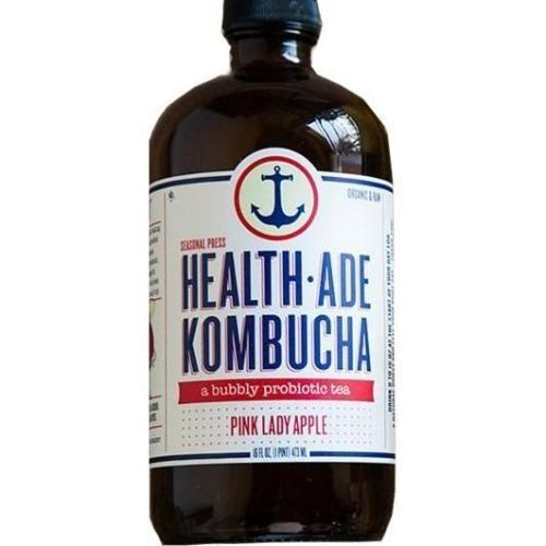 Health Ade Kombucha Pink Lady Apple