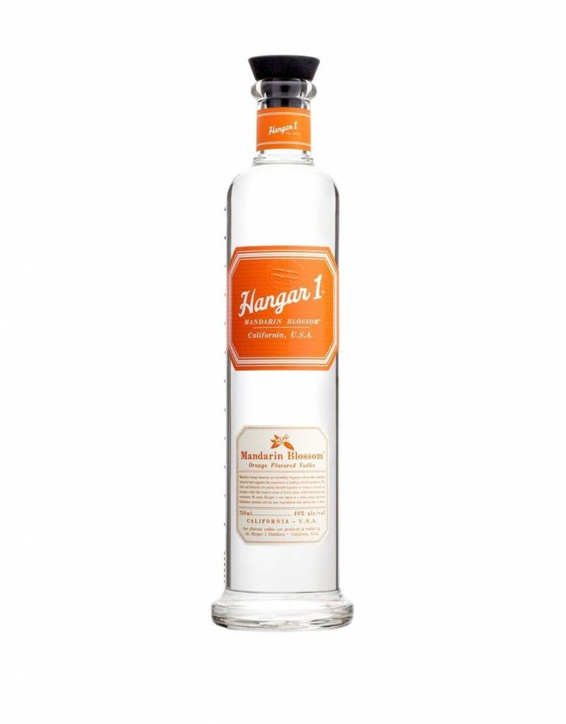 Hangar One Vodka Mandarin Blossom Proof: 80 750 ML