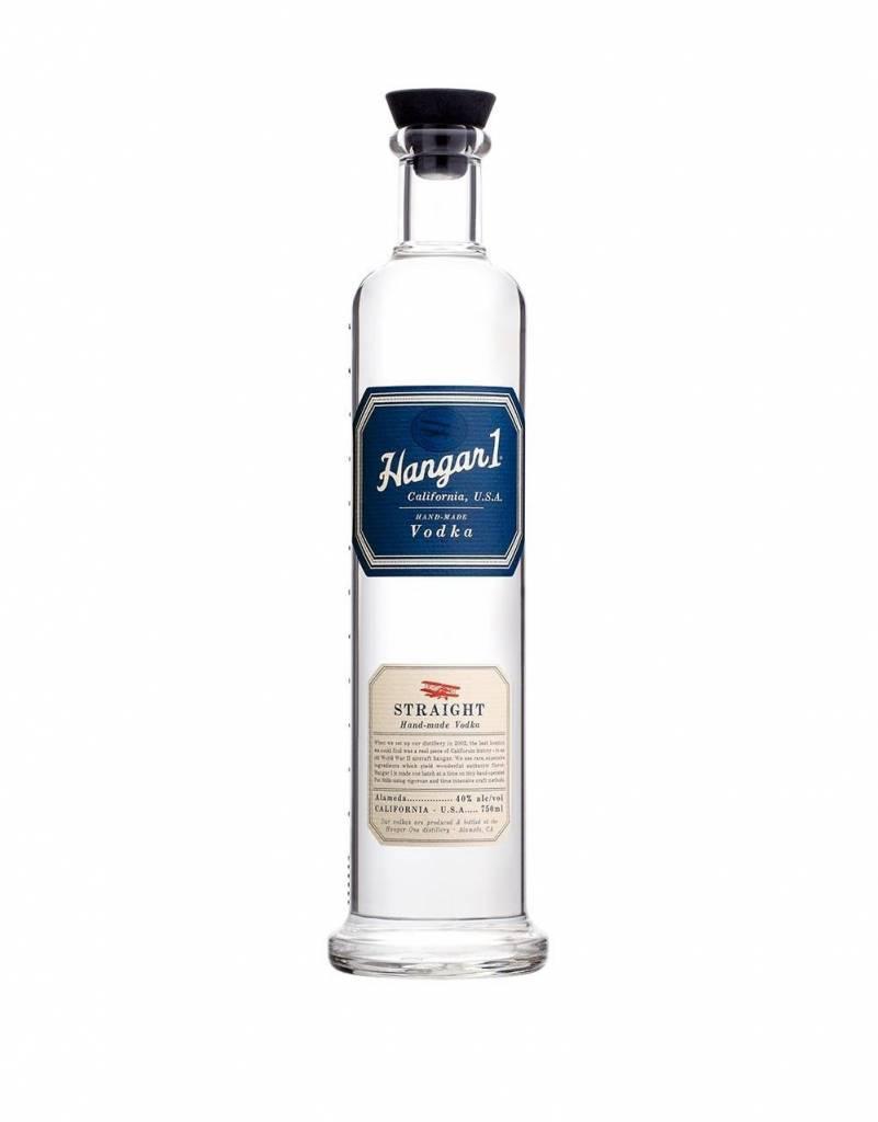 Hangar One Vodka Proof: 80  750 mL