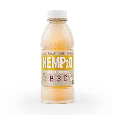 Hemp2o Pineapple Coconut 16 OZ