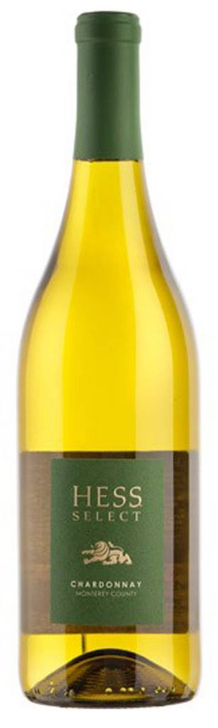 Hess Select Chardonnay 2015 ABV: 13.7%  750 mL
