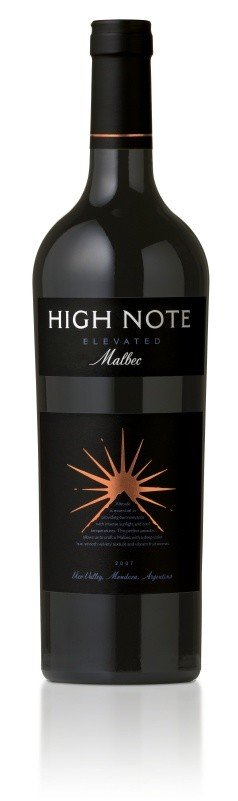 High Note Malbec ABV: 13.9%  750 mL