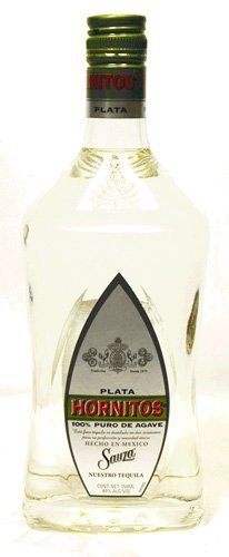 Hornitos Plata Tequila Proof: 80 750 ml