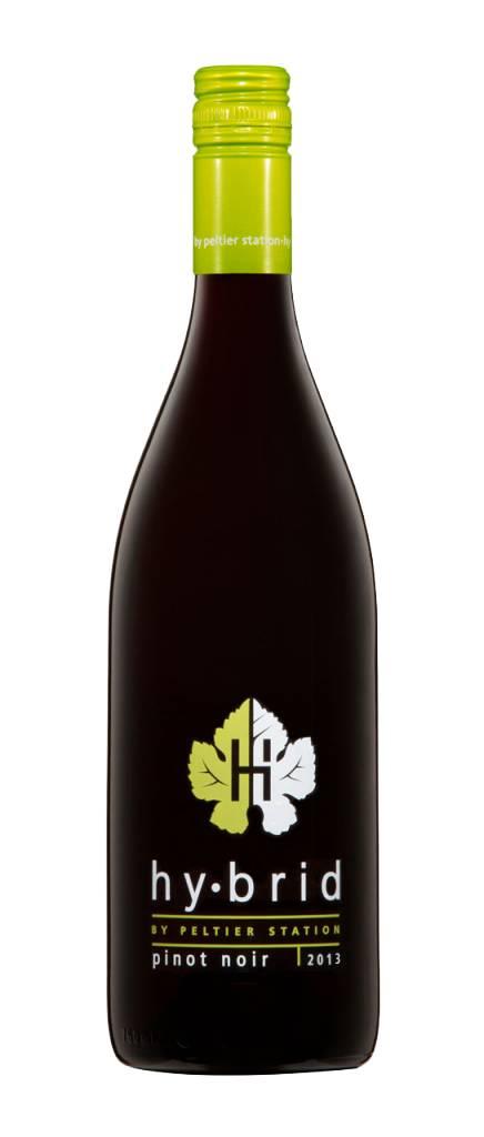 Hybrid Pinot Noir ABV: 13.8%  750 mL