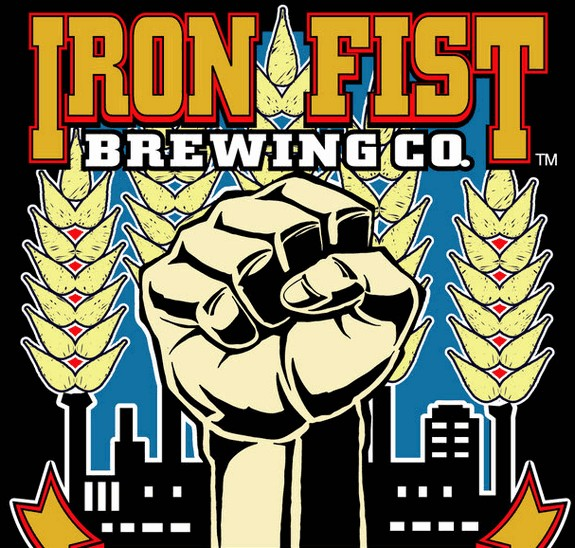 Iron Fist Brewing Co. Nelson The Impaler Extra Pale Ale ABV: 5.5%  4 Pack