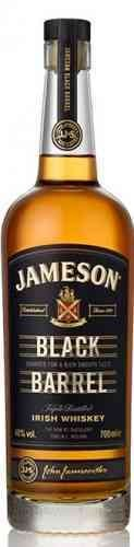 Jameson Black Barrel Irish Whiskey Proof: 80  750 mL