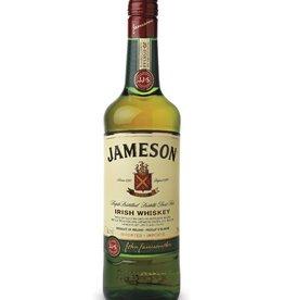 Jameson Irish Whiskey Proof: 80  750 mL
