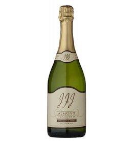 JFJ Almond Flavored Sparkling Wine ABV: 11%  750ml