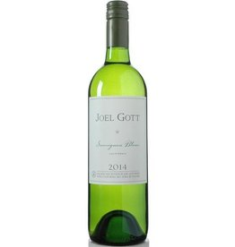 Joel Gott Sauvignon Blanc 2017 ABV: 13.9%  750 mL