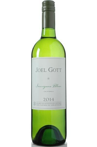 Joel Gott Sauvignon Blanc 2016 ABV: 13.9%  750 mL