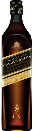 Johnnie Walker Double Black Blended Scotch Whisky  Proof: 80  750 mL