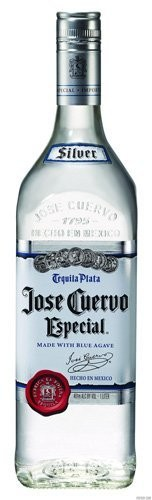 Jose Cuervo Plata [Silver] Especial Tequila Proof: 80%  200 mL