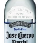 Jose Cuervo Plata [Silver] Especial Tequila Proof: 80%  375 mL