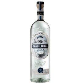 José Cuervo Tradicional 100% Blue Agave Silver Tequila Proof: 80 1L