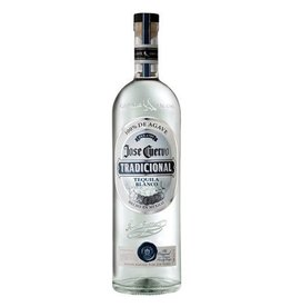 José Cuervo Tradicional 100% Blue Agave Silver Tequila Proof: 80  375 mL