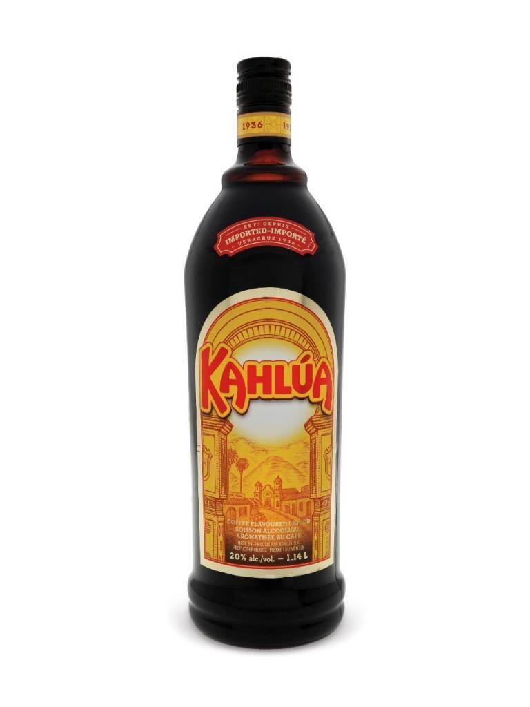 Kahlua Rum & Coffee Liqueur ABV: 20% 750 ML