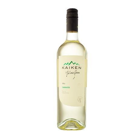Kaiken Terroir Series Torrontes 2016  ABV: 13.5%  750 mL