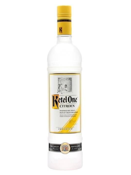 Ketel One Vodka Citroen Proof: 80  750 ml