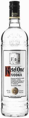 Ketel One Vodka Proof: 80  750 mL