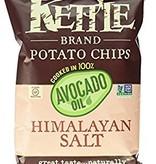 Kettle Brand Potato Chips Avocado Oil Himalayan Salt 4.2 OZ