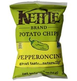 Kettle Brand Potato Chips Pepperoncini 2 OZ