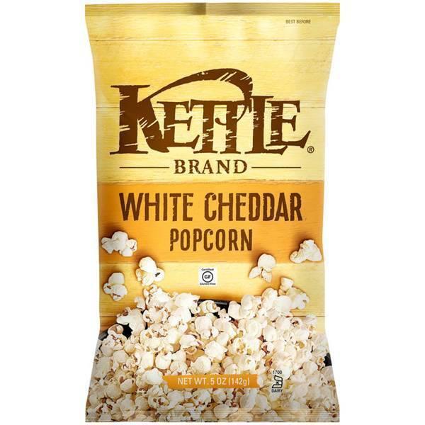 Kettle Brand White Cheddar Popcorn