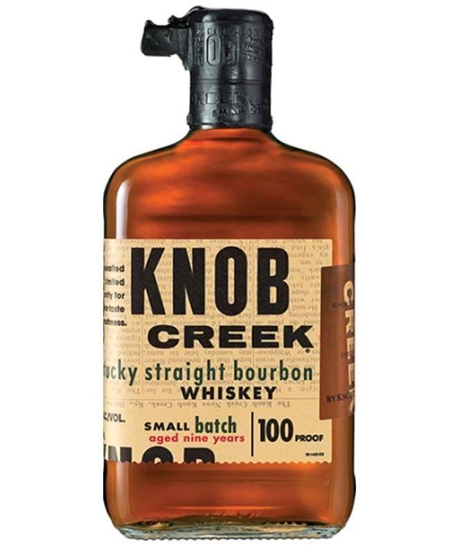 Knob Creek Bourbon Proof: 100  750 mL