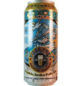 Pizza Port Kook Double IPA ABV: 8.5% 6 pack