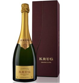 Krug Grande Cuvee Champagne ABV 12% 750 ML