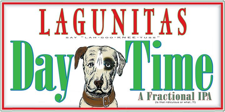 Lagunitas Brewing Co. Day Time ABV: 4% 6 pack can