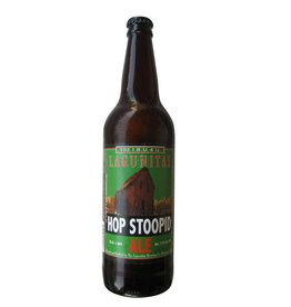 Lagunitas Brewing Co. Hop Stoopid Ale ABV: 8%  22 oz