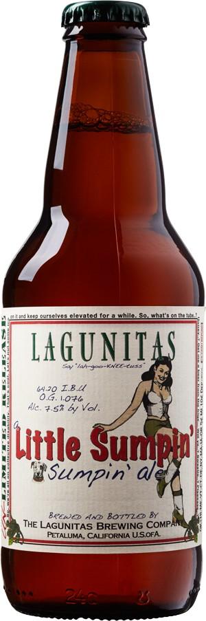 Lagunitas Brewing Co. Little Sumpin ABV: 7.5%  6 Pack