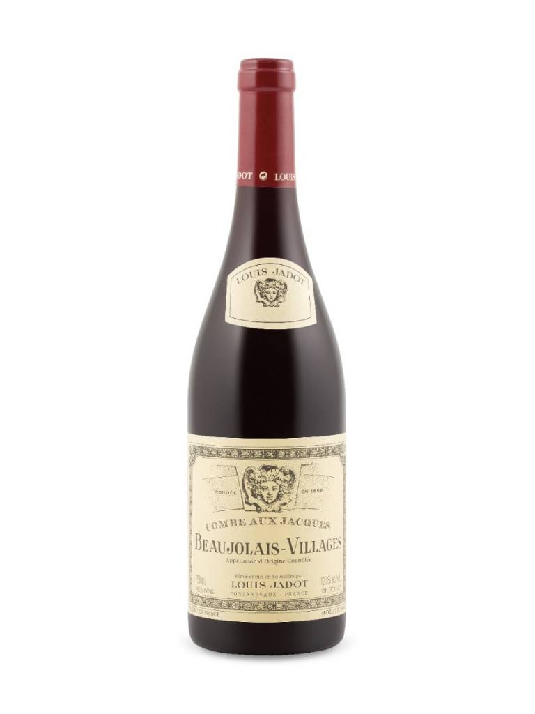 Jadot Beaujolais Villages 2016 ABV: 12.5%  750ml