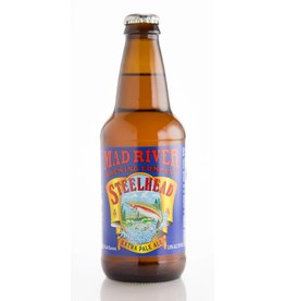 Mad River Brewing Co. Steelhead Extra Pale Ale ABV: 5.6%  6 Pack