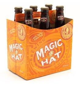 Magic Hat #9 Pale Ale ABV: 5.1%  6 Pack
