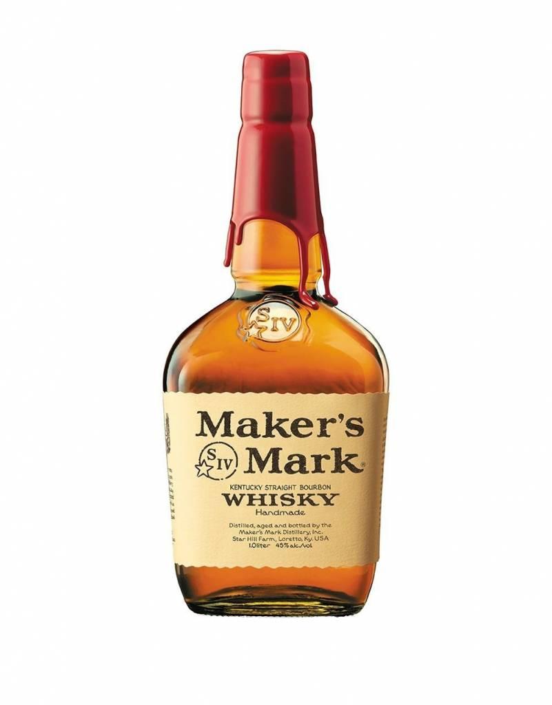 Maker's Mark Whiskey Proof: 90  375 mL