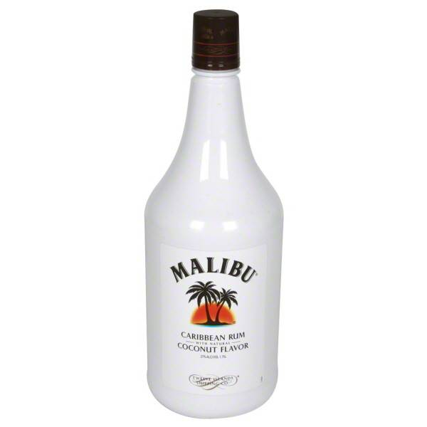 Malibu Caribbean Rum Proof: 42 375 Ml