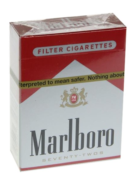 Marlboro 72's Red Cigarettes