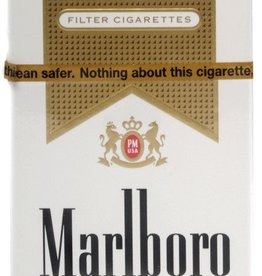 Marlboro Gold Box Cigarettes