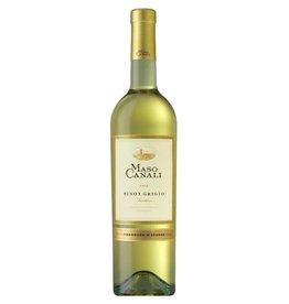 Maso Canali Pinot Grigio 2015 ABV: 12.5%  750ml
