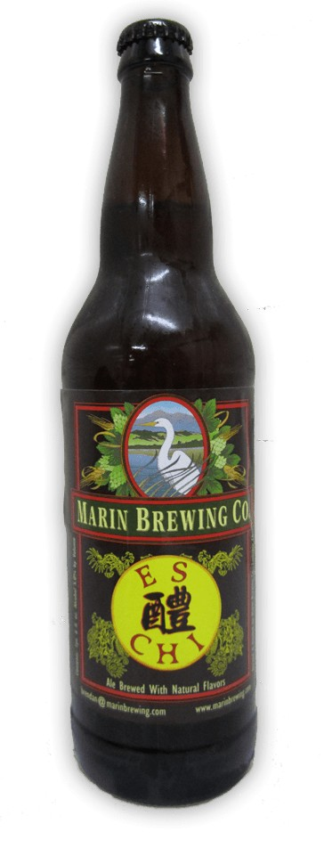 Marin Brewing Co. E.S. CHI ABV: 5.5%