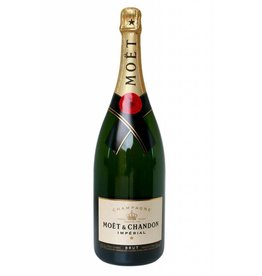 Moet & Chandon Imperial Brut ABV: 12% 750mL